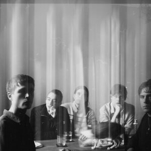 Elias Rønnenfelt, Iceage: I like things that are illogical
